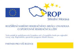ROP Evropský fond